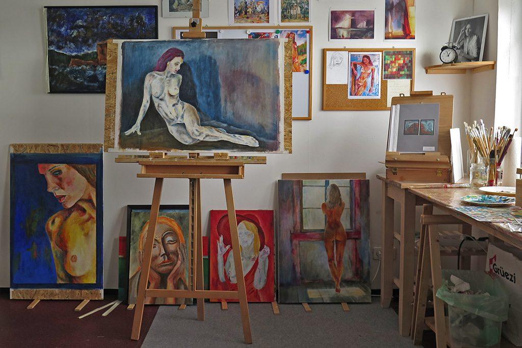 Arbeiten 2016