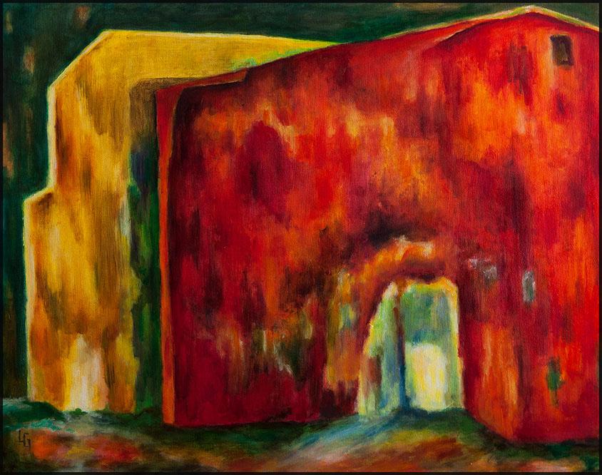 Rotes Haus 19