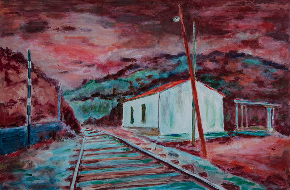 Train Stop II