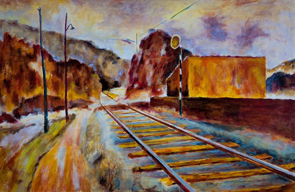 Train Stop I
